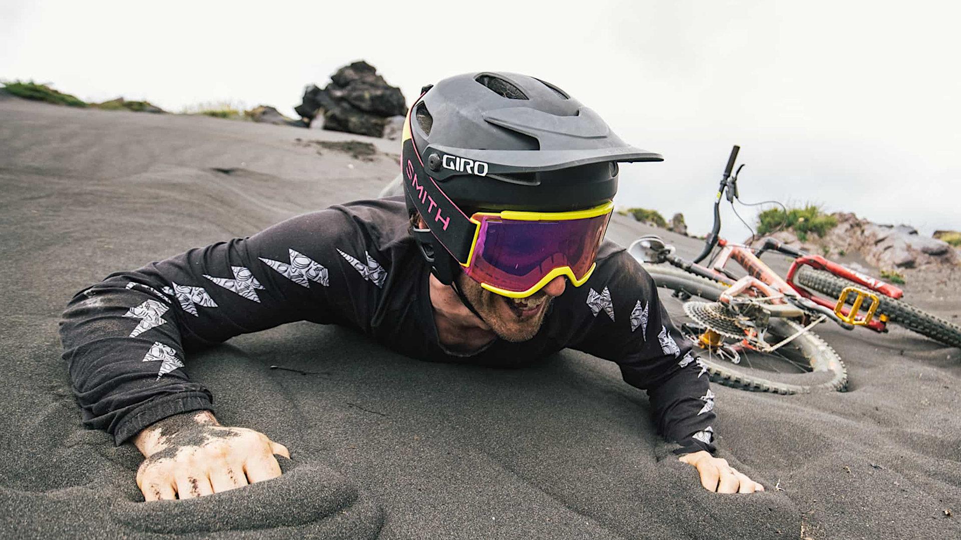 Obstáculos complicados, Santa Cruz Bicycles