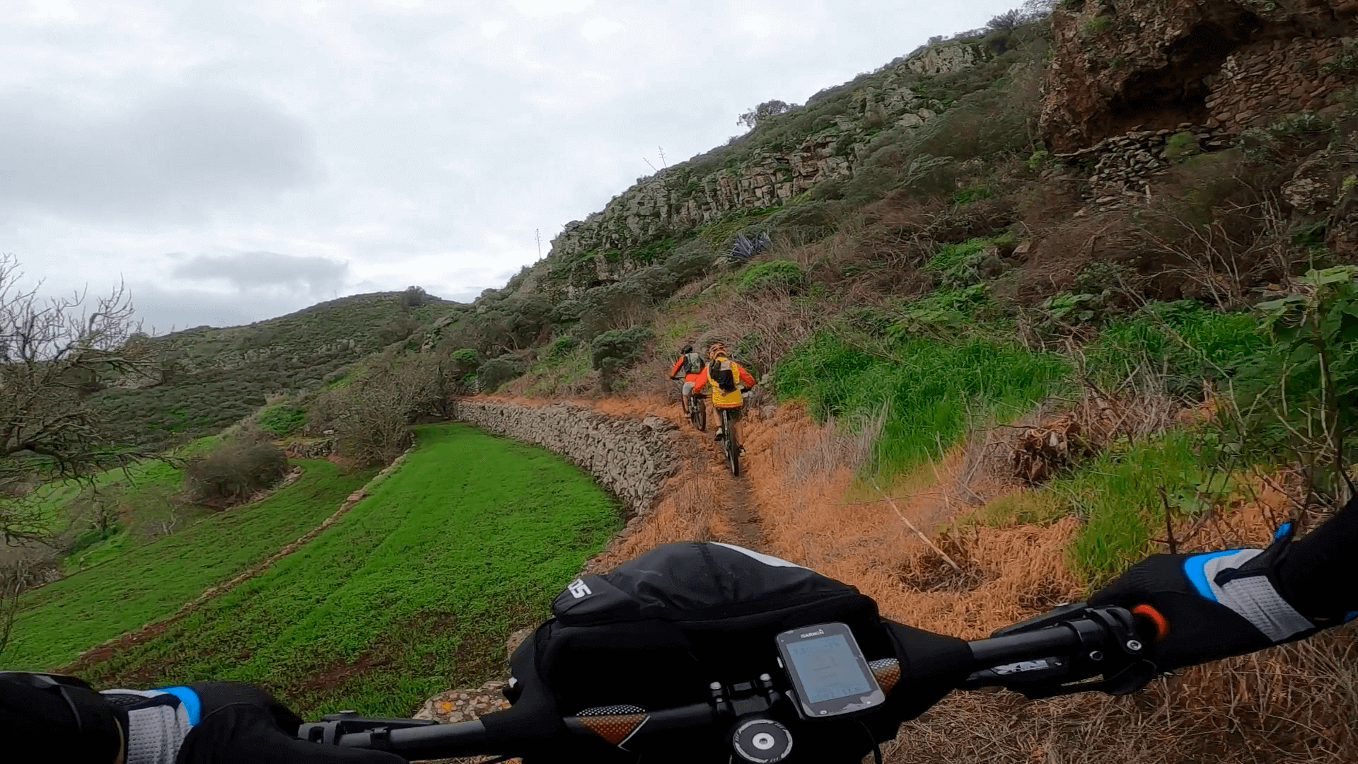 Ruta de Enduro MtB circular por Telde, Gran Canaria
