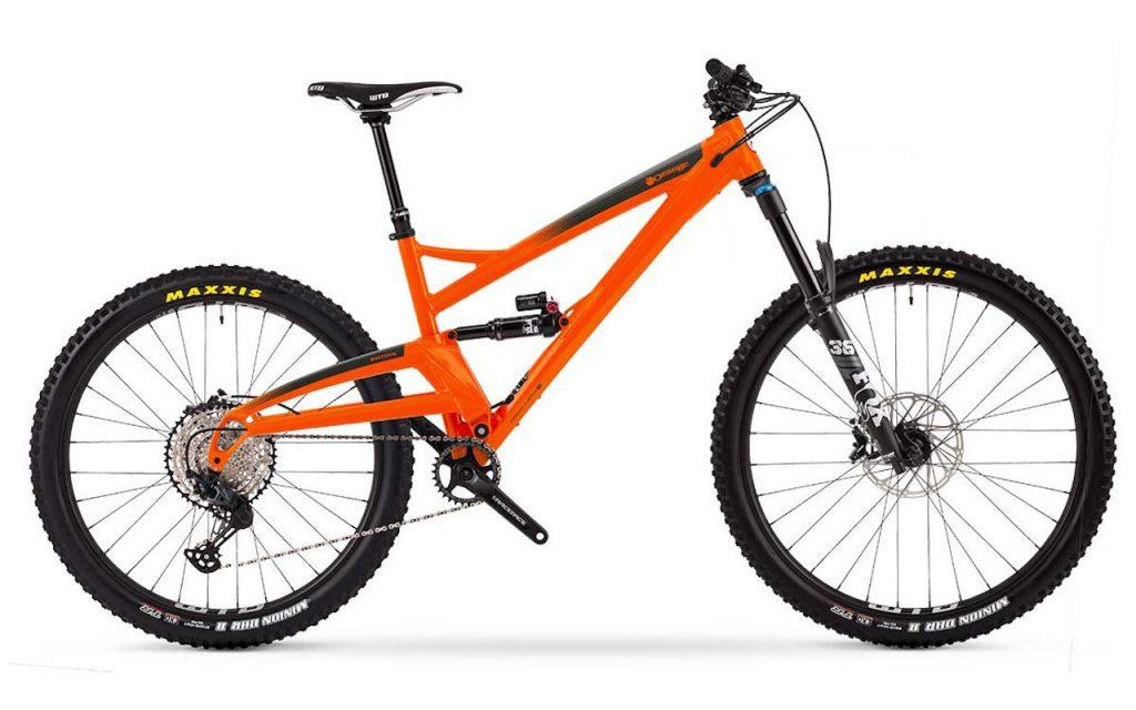 Mullet Orange Switch 6
